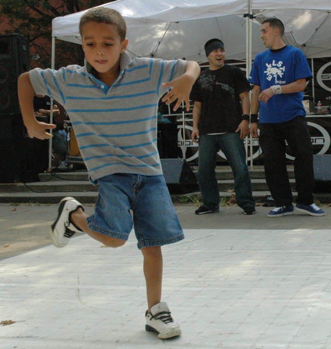 City Xpressions 2008 bboy boy dancing 3