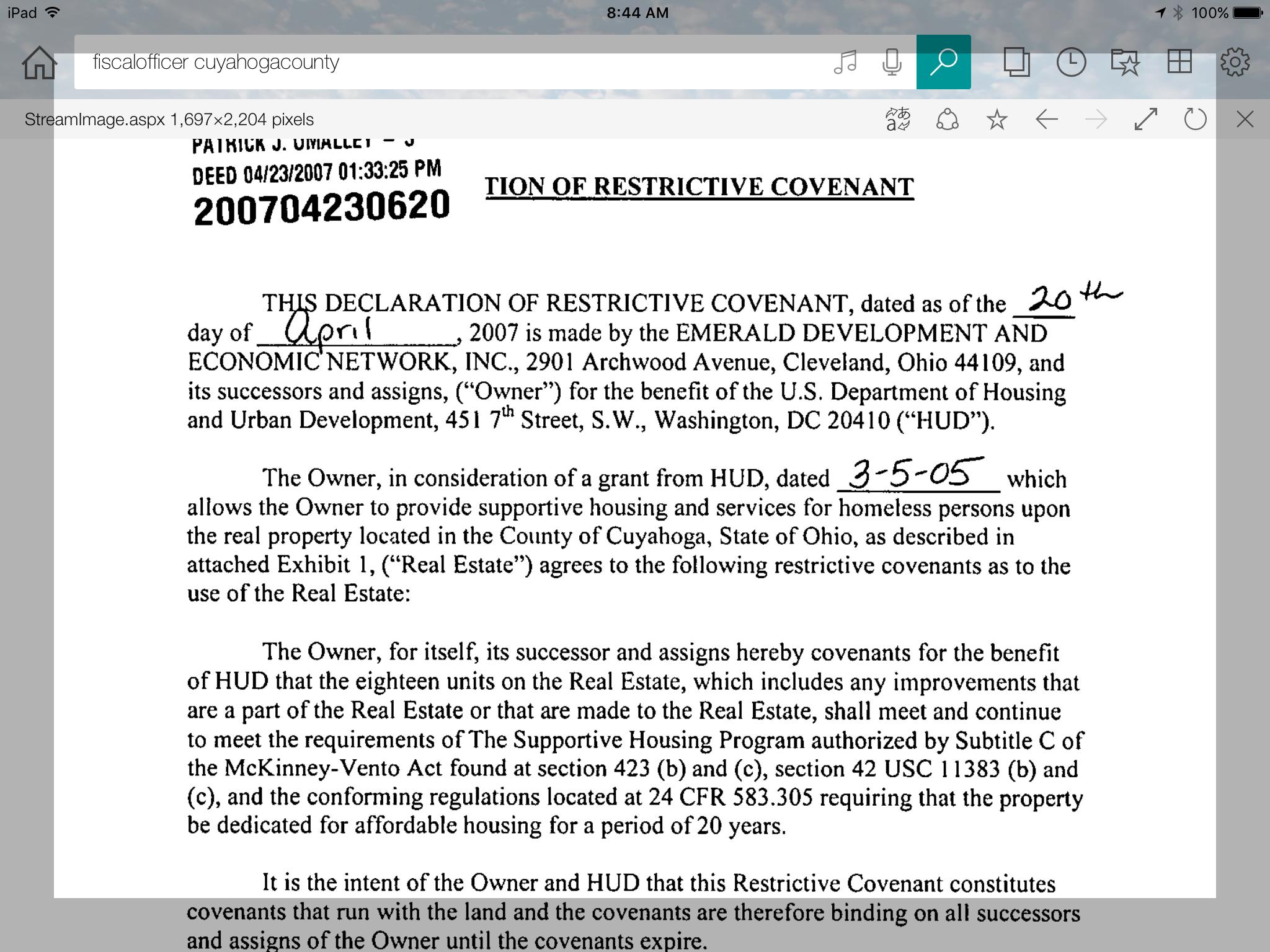 NABBED Sean Tolbert EDEN tenant held on bond