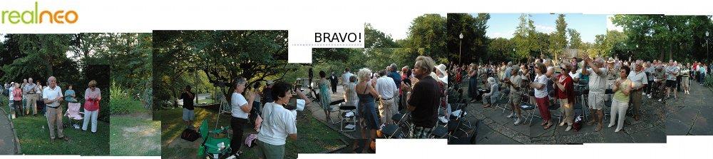 Realneo Italian Cultual Garden Pan Logo Bravo!