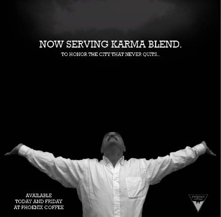 Carl from Phoenix Coffee - Witness Spoof Ad for Karma Coffee