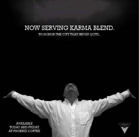 Carl from Phoenix Coffee - Witness Spoof Ad for Karma Coffee