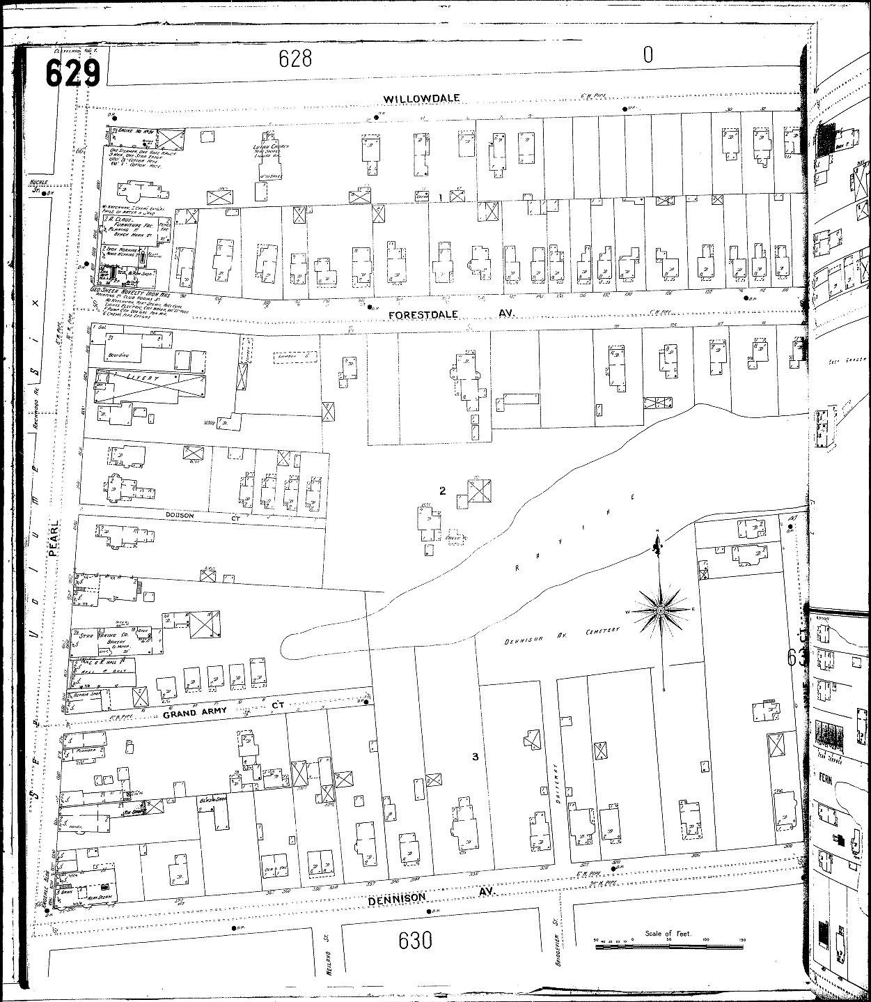 1903 Sanborn Map