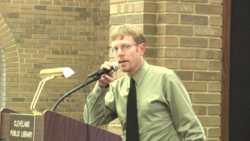 Glenn Campbell, Cuyahoga County Citizen, Testimony against EPA Renewing MCCO Coal Burning Permit