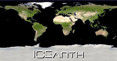 ICEarth Card Design - bifold front