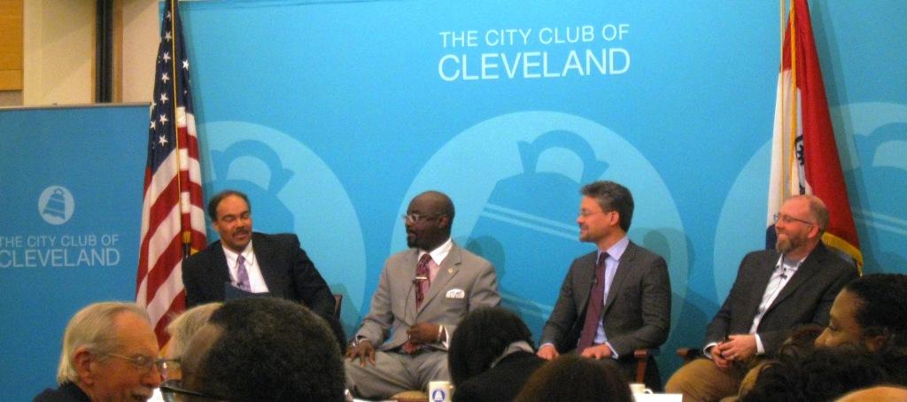 City Club - Rick Jackson, Freddie Collier, James Reece, Brian Smedley