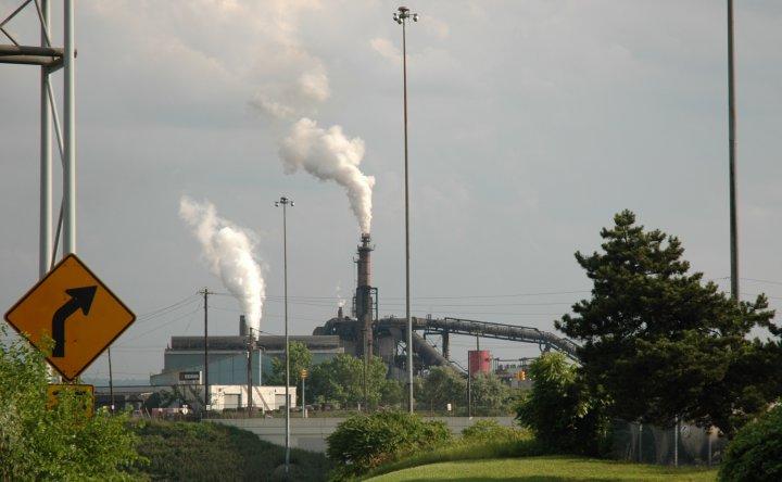 Mittal Cleveland Works