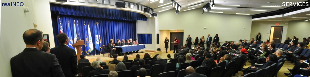 First White House Environmental Justice Forum - South Court Auditorium of the Eisenhower Executive Office Building