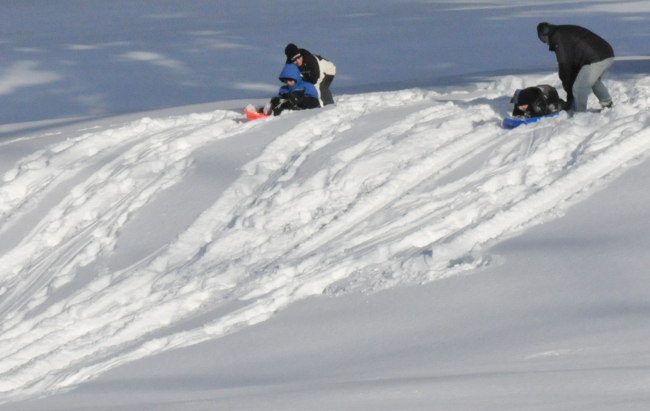 Sleders in Northeast Ohio