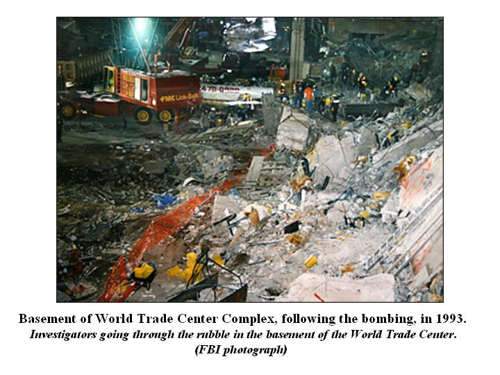 an account of events during the tragic bombing of world trade center in 2001 Like the survey conducted following the kennedy assassination, norc's study of response to the pentagon and world trade center attacks began almost immediately following the tragic events predictions (made on september 15, 2001.