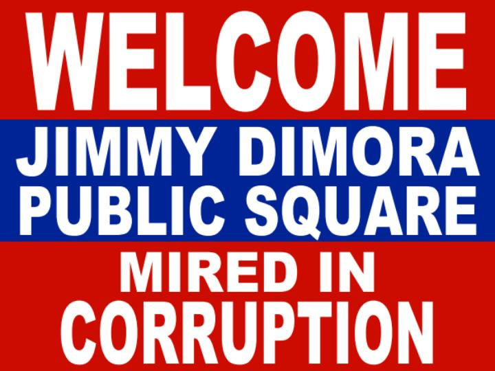 mired in corruption
