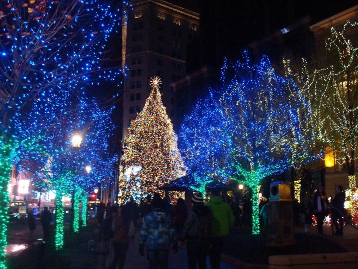 merry christmas happy hanukkah happy kwanzaa and happy holidays from cleveland ohio