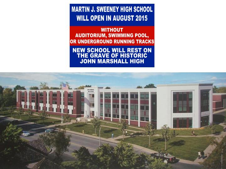 Happy 82nd birthday our beloved john marshall high school in cleveland ohio realneo for all for Cleveland high school swimming pool