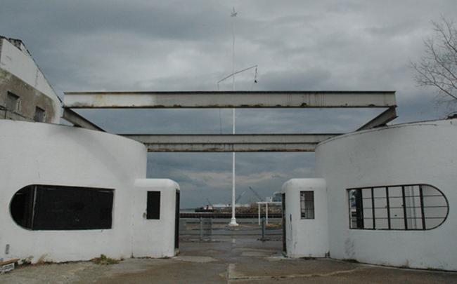 Cleveland Coast Guard Station - Milton Dyer
