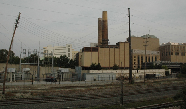 Coal Steam Generation Plant at University Hospitals Cleveland