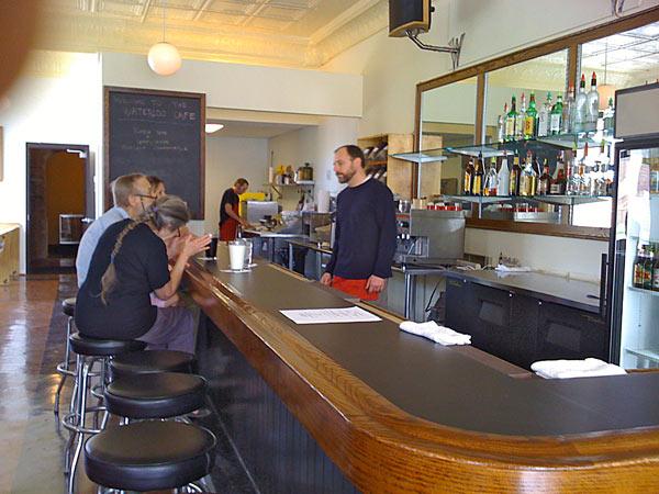 waterloo cafe cleveland ohio