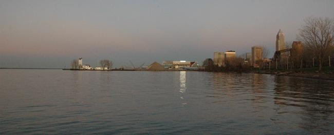 Whiskey Island, Cleveland Ohio