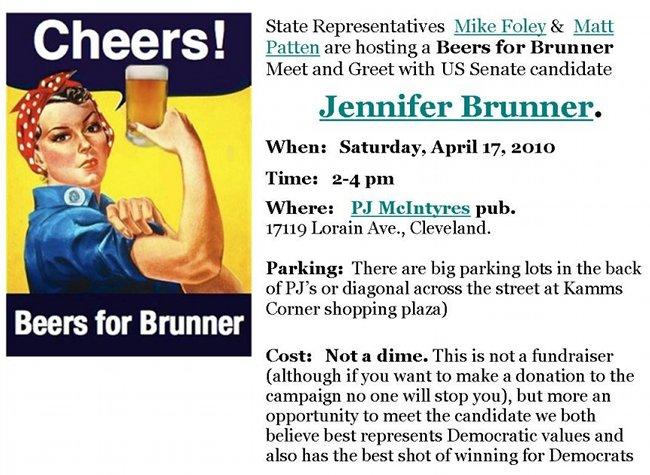 Beers for Brunner