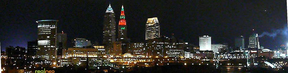 Cleveland Christmas.Christmas Smoke Cleveland Ohio Realneo For All