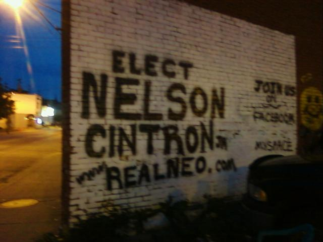 Cintron and REALNEO WALL