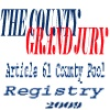 article 61 county grand jury
