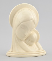 "Viktor Schreckengost (American 1906-2008) ""Madonna"" through Cowan Pottery, 1931"