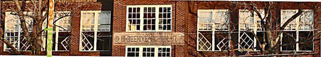BEEHIVE SCHOOL LEE ROAD 1917