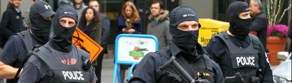 Muslim garb for swat teams - ironic?