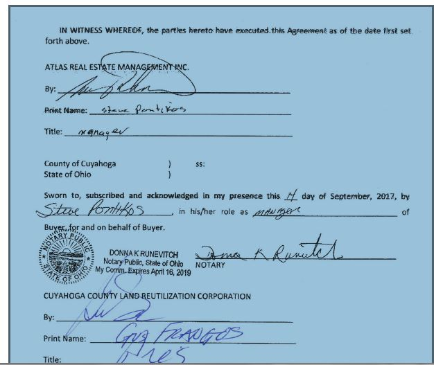Order Official Cleveland Birth Certificates Online From Cleveland Vital Records.