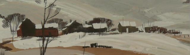 Carl Gaertner - NEO realist - 1939