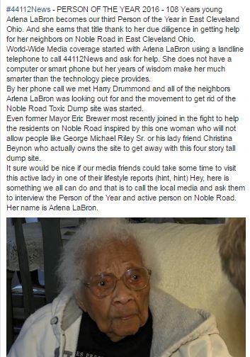 Arlena LaBron