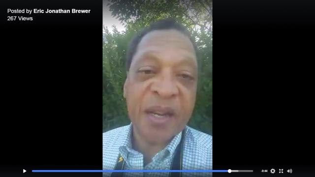 Eric J Brewer will take down Frank Jackson