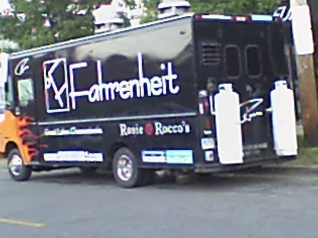 Fahrenheit Cleveland Food Truck