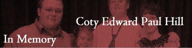Coty Edward Paul Hill