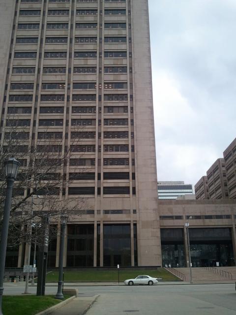 JUSTICE CENTER CLEVELAND OHIO