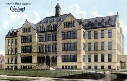 Old Lincoln High on Scranton Road