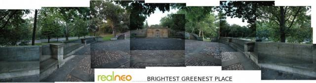 Lower Italian Cultural Garden