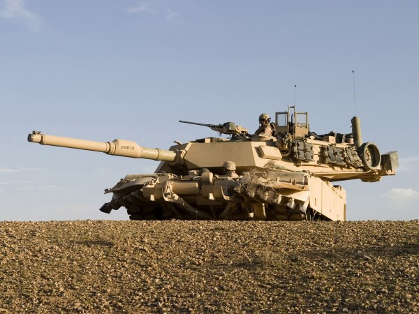 Abrams tank is my gun - for my little kids safety!   For the elementary school!