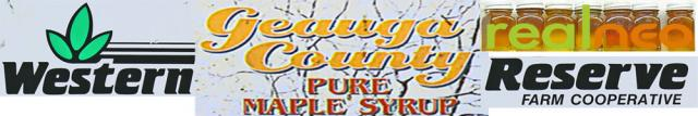 SAP IS RUNNING - OHIO'S MAPLE SUGAR INDUSTRY  GOES INTO ACTION