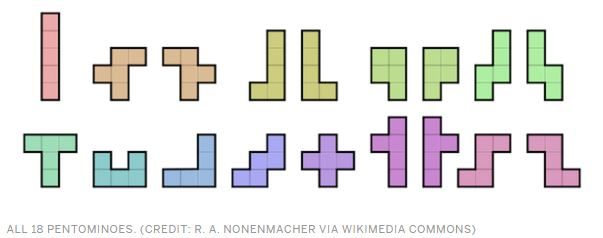 Martin Gardner mathematical puzzles in Scientific American.