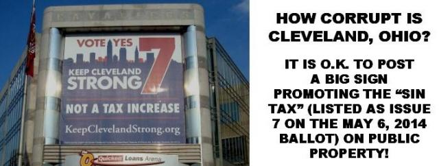 How Corrupt in Cleveland?
