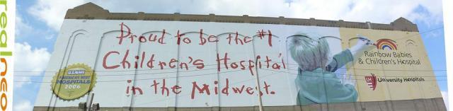 Hospitals  advertize