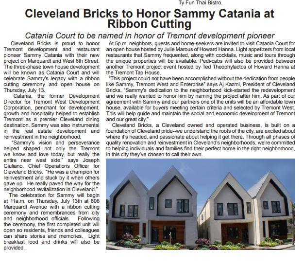 Cleveland Bricks