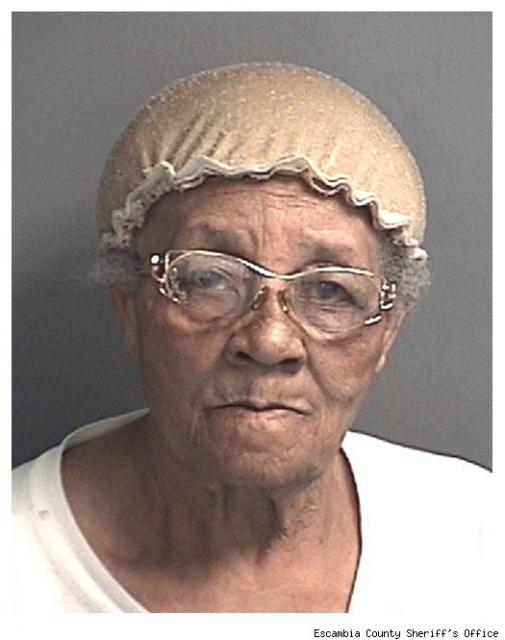 GRANNY BUSTED SELLING CRACK