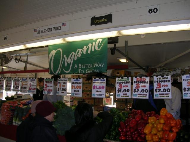 Basketeria - organic produce