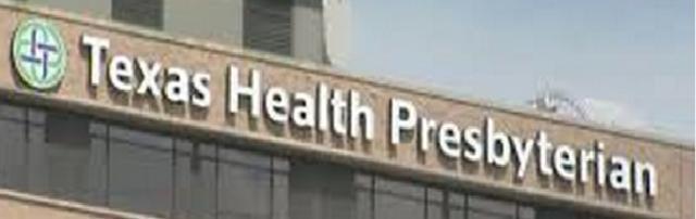 Texas Health Presbyterian Hospital banner