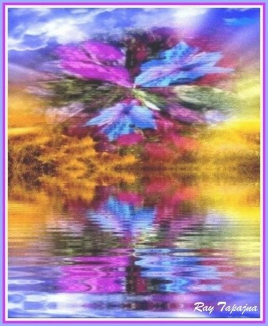 Living Healing Art - Let the the living healing waters come your way