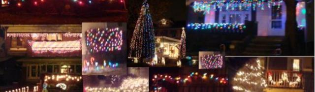 xmas header lights
