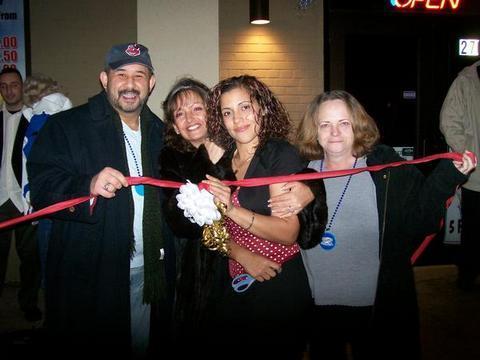 Opening of La Copa night club