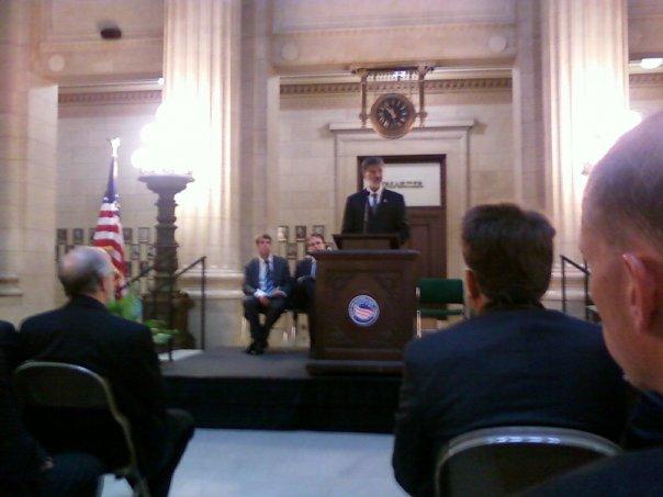 Mayor Jackson makes a historic announcement