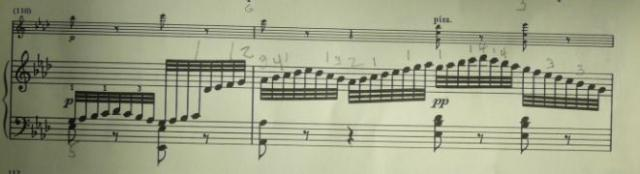 music notation - another time, another language.....